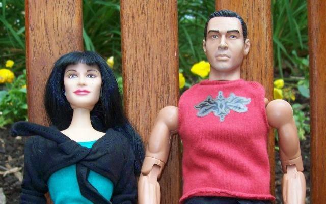 Haschel Toys Olga Tanon and Bbi Sargent Mendez