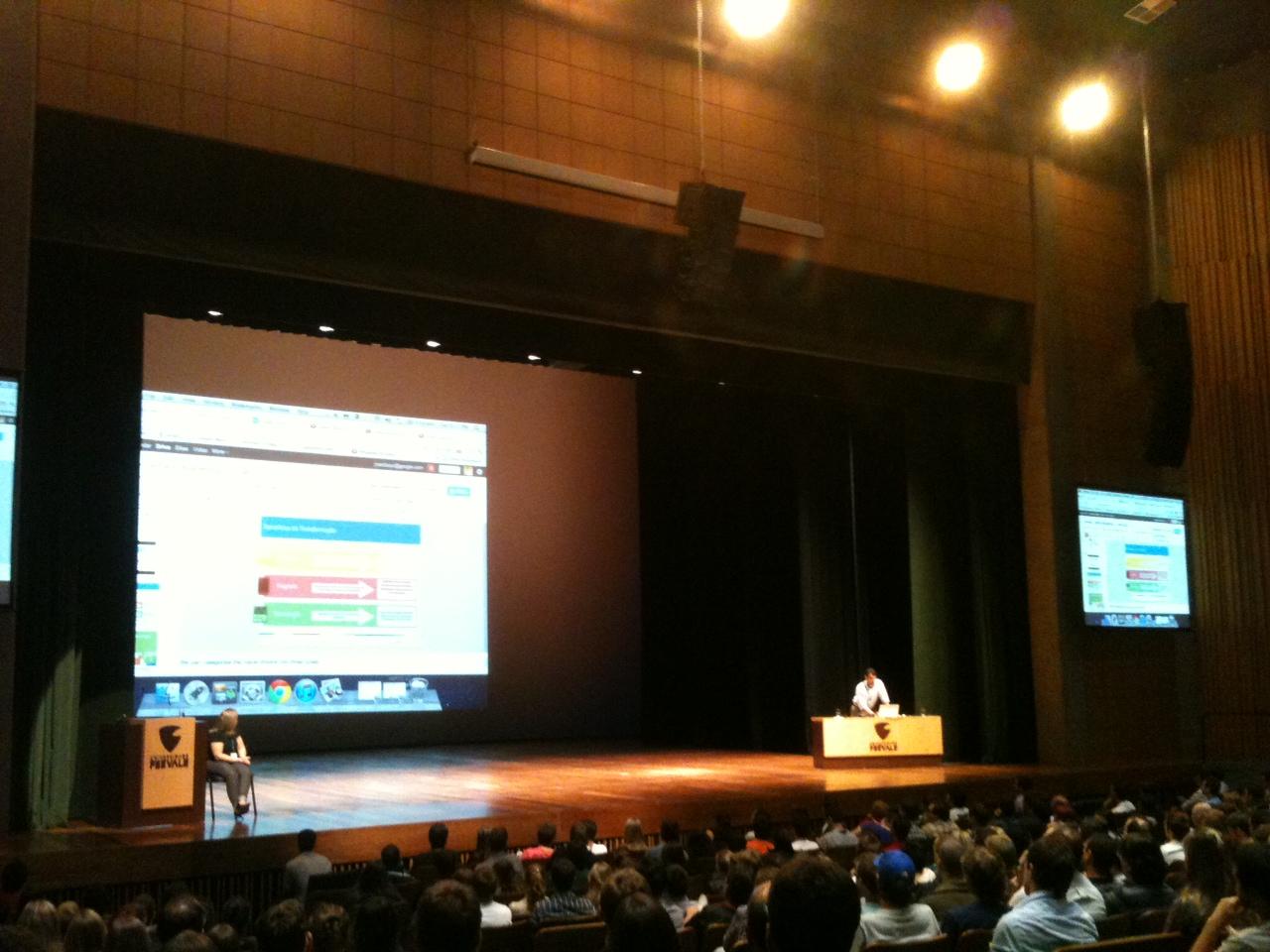 semana academica icet 2012 inovacao na velocidade da web o futuro das corporacoes hoje