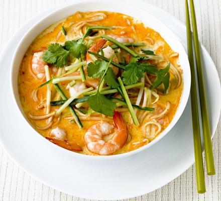 Authentic East Asian recipes: Laksa bogor recipe