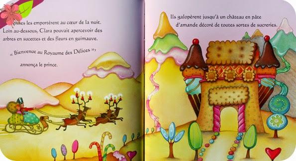 Casse-Noisette de Susanna Davidson et Anna Luraschi, éditions Usborne