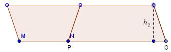 Area of Trapezoids Examples