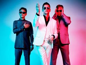 Depeche Mode, música, Reino Unido, Delta Machine