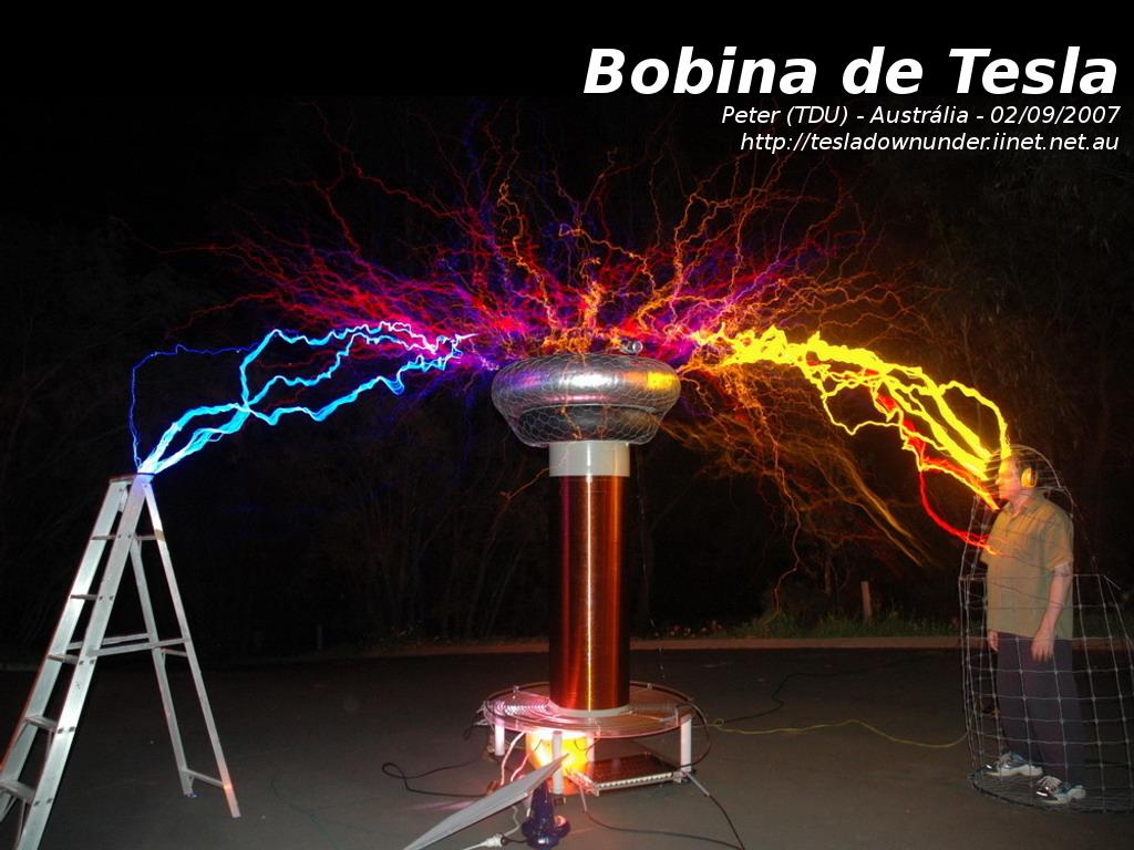 Circuito Bobina De Tesla : Proyectos tecnológicos bobina de tesla