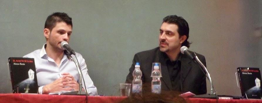 Alonso Barán y Sergio Guinot