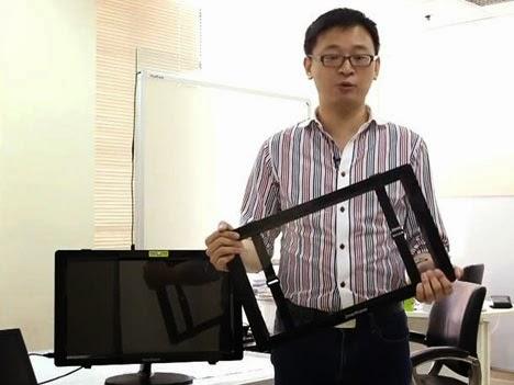 ZmartFrame, Pengubah Monitor/LCD lama menjadi Layar Sentuh