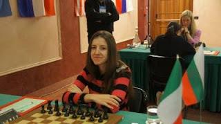 Ronde 8 - Iva Videnova (2297) a gagné en 15 coups face à Mariagrazia De Rosa (2122) © Martha Fierro