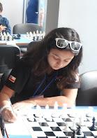 Patricia Varela Varas ViceCampeona de Chile Sub 14