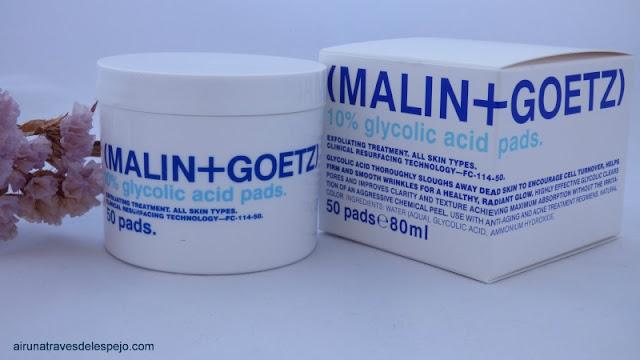 acido glicolico malin goetz glycolic acids