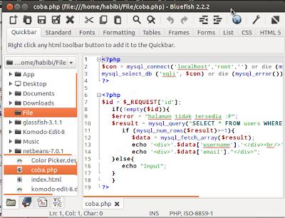 Text Editor Pilihan di Ubuntu