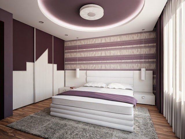 Bedroom False Ceiling LED Lights, Ceiling Pop Designs