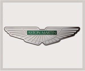 Aston Martin V12 Vantage logo