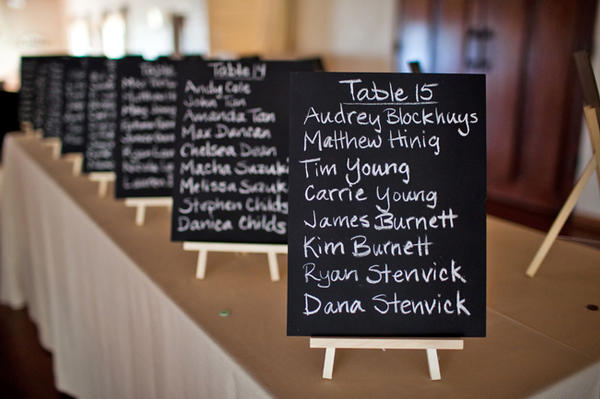 Always Andri Wedding Design Blog: Always Loves: Creative Table Plans