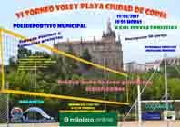 VI TORNEO VOLEY-PLAYA
