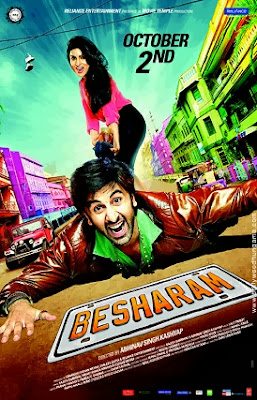 Besharam (2013) 1CD Watch Full Movie TSRip XviD