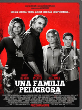 Una Familia Peligrosa (2013) 720p HD Español Latino ()