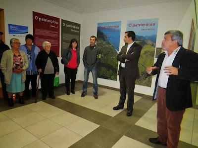 XIX Semana Cultural da Ilha - Visita às Exposições - 25 Novembro