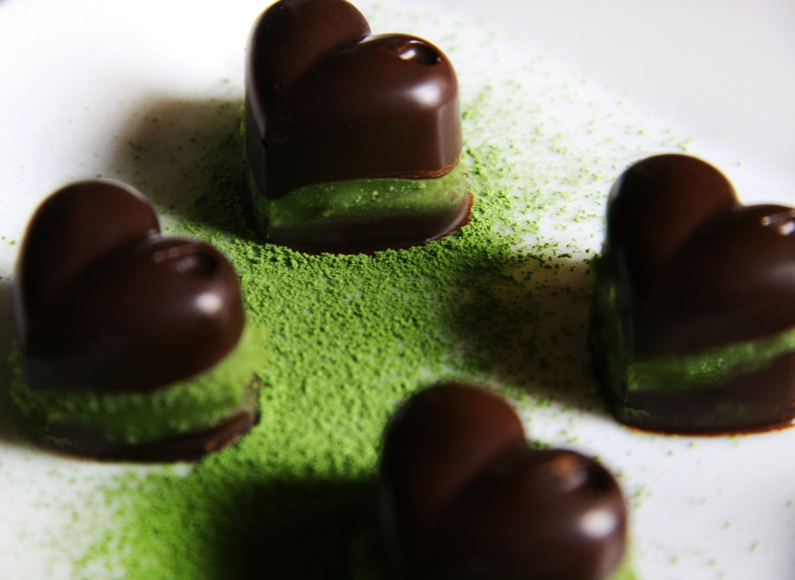 Green Tea Chocolate For Valentine S Day
