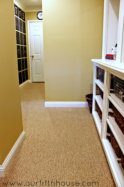 mudroom hallway