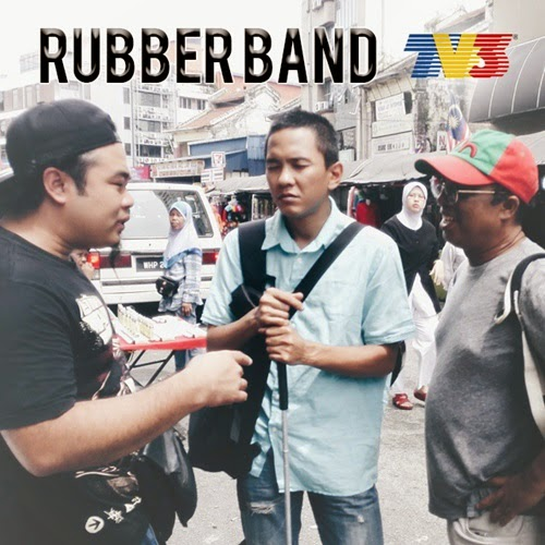 Sinopsis drama Rubber Band TV3 slot Iris, review drama Rubber Band TV3, pelakon dan gambar drama Rubber Band TV3