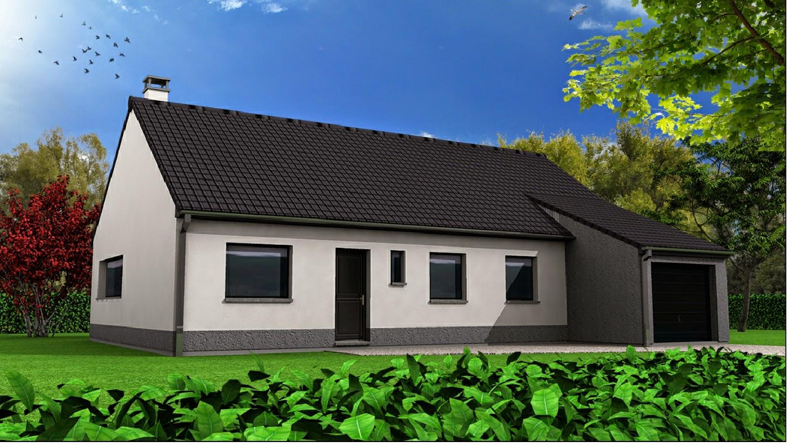 Maison-Familiale LILLE: CARNIN - Plain Pied - 100 m²