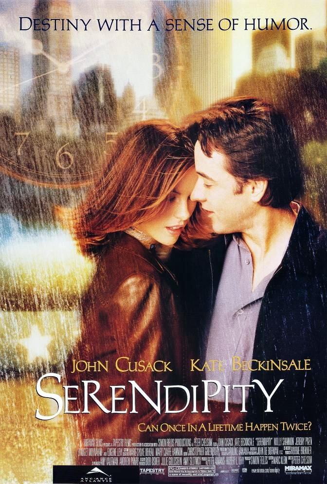 Poster Serendipity / Постер Интуиция