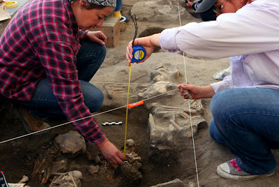 800-year-old skeletons of 12 children and adults unearthered in Mexico