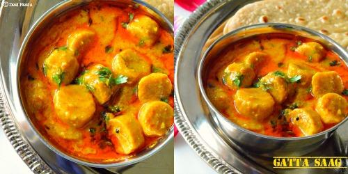 Rajasthani Curries/ gravy