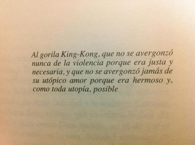 domesticación, king-kong,