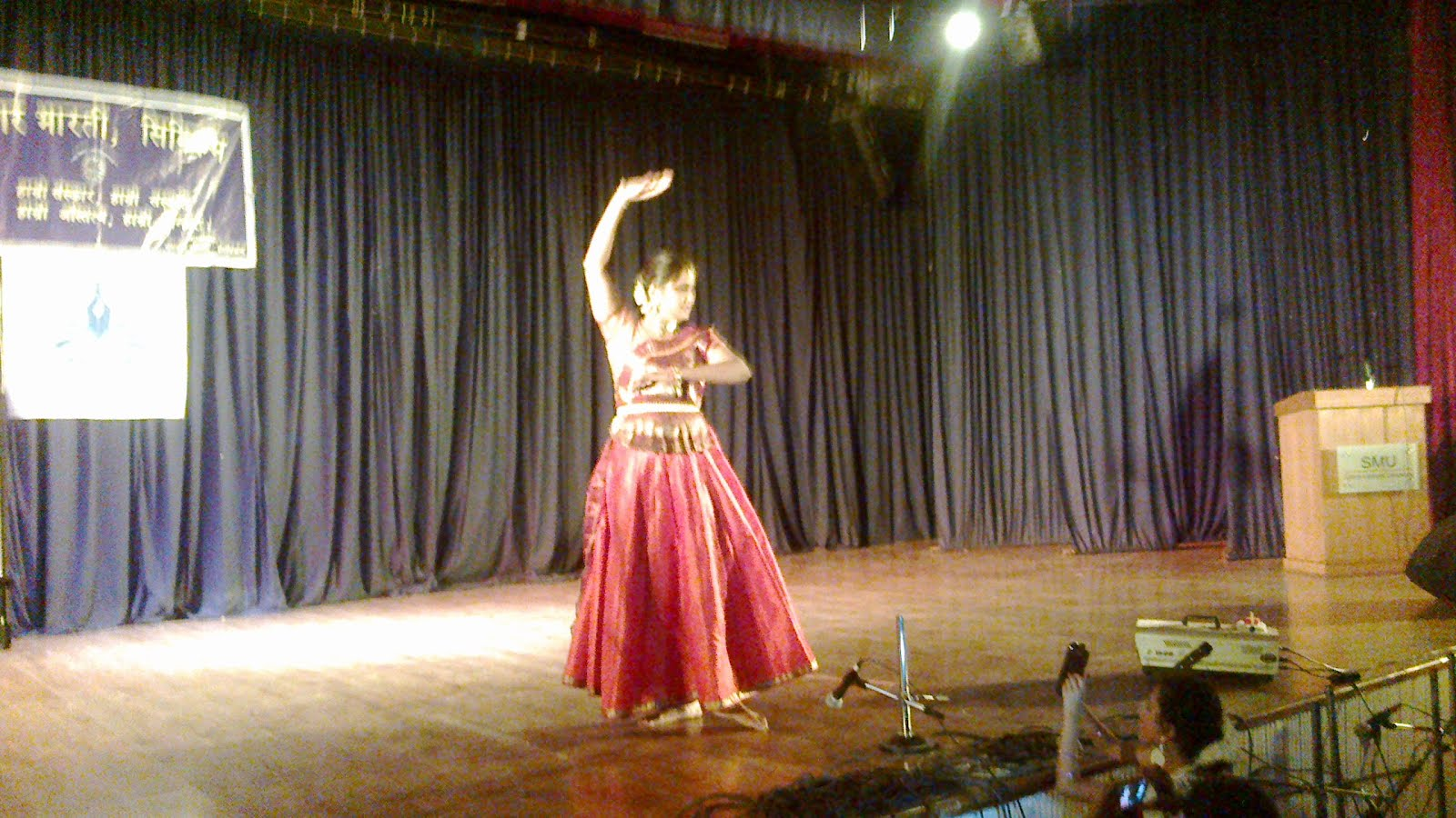 BRILLIANT KATHAK PERFORMANCE