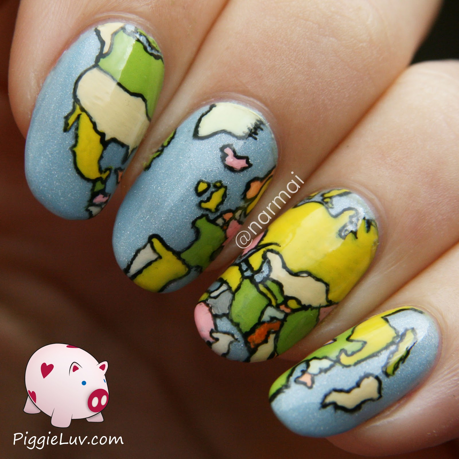 PiggieLuv: It\'s a small world after all!!!