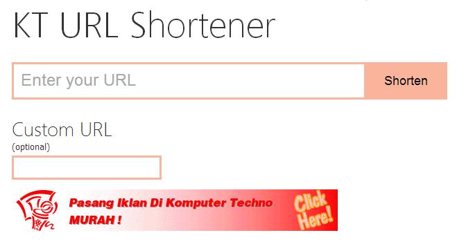 Script Url Shortener Gratis + Tutorial Pemasangan
