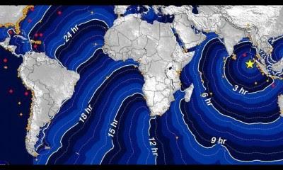 Alerta tsunami tras terremoto de 8,9 grados en Indonesia 11 de Abril de 2012