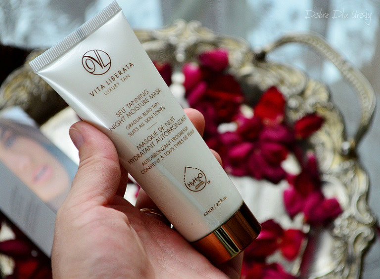 Vita Liberata Self Tanning Night Moisture Mask HyH2O