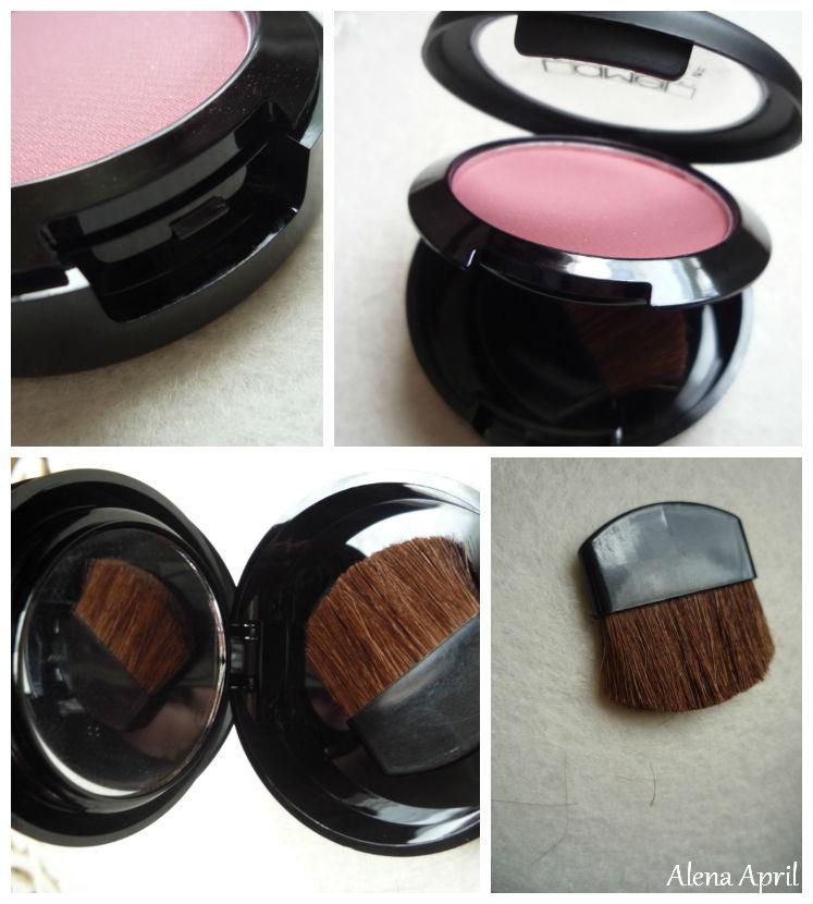 Soft Lights blush powder от Lamel Professional, румяна от Lamel Professional, оттенок 02