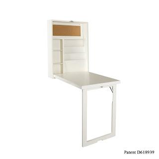 Wall mounted desk wall mounted fold up desk - Fold away table ikea ...