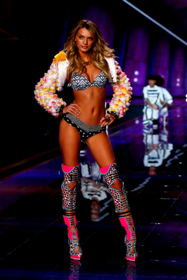 Candice photos from the 2014 victoria s secret fashion show