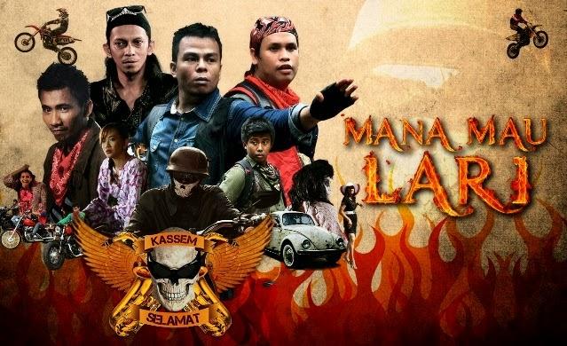 Chiến Binh Trả Thù - Mana Mau Lari (2015) HD Vietsub