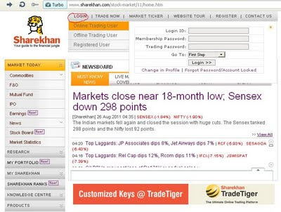 free intraday tips sharekhan login