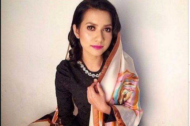 Zara Zya Enggan Ulas Gosip Intim Dengan Fahrin Ahmad