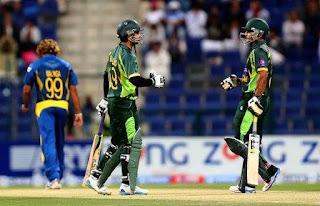 Pakistan vs Sri Lanka 4th ODI 2013 Scorecard, Pakistan vs Sri Lanka match result,