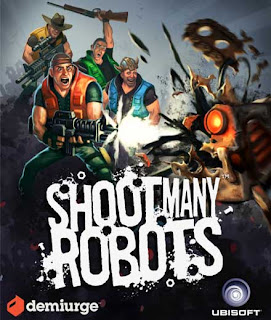 Shoot Many Robots Full PC Games