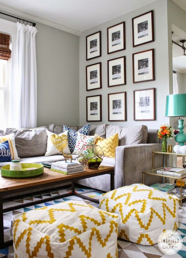 Olive Lane Decorating With Poufs For Every Style
