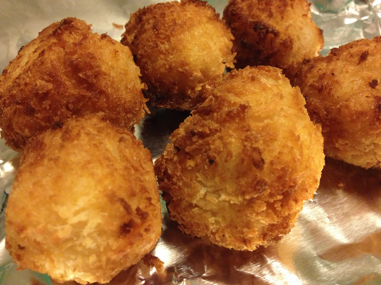 366 Meals We Made: #330 Fried Mac and Cheese Balls