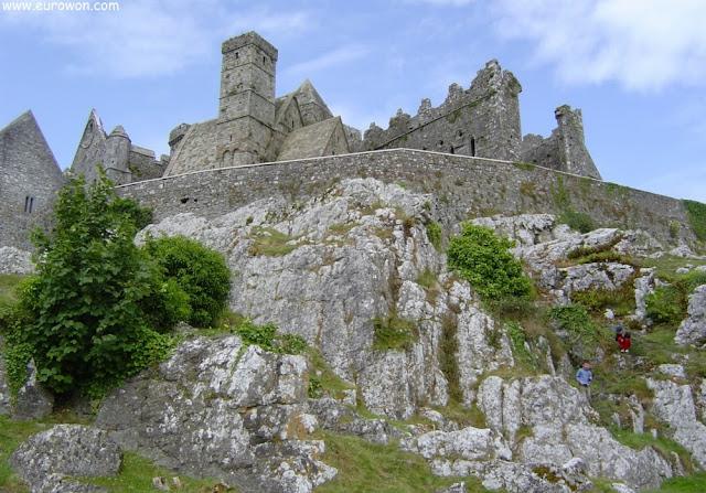 Rock of Cashel, uno de los castillos más importantes de Irlanda