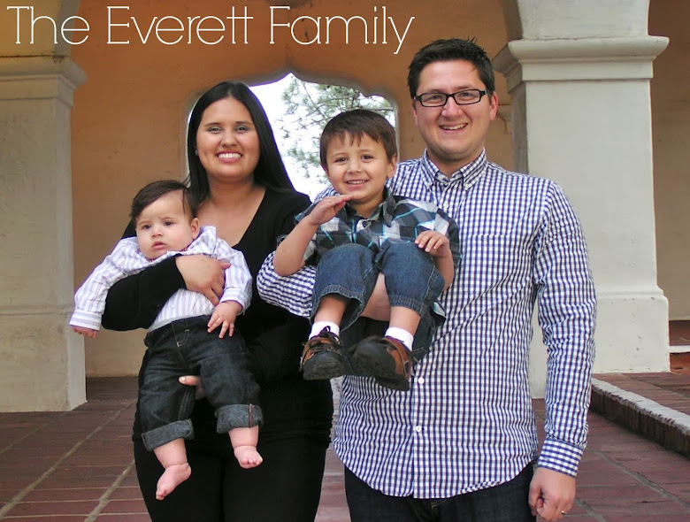 THE EVERETT FAMILY