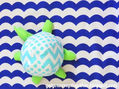 Free Turtle Softie Pattern