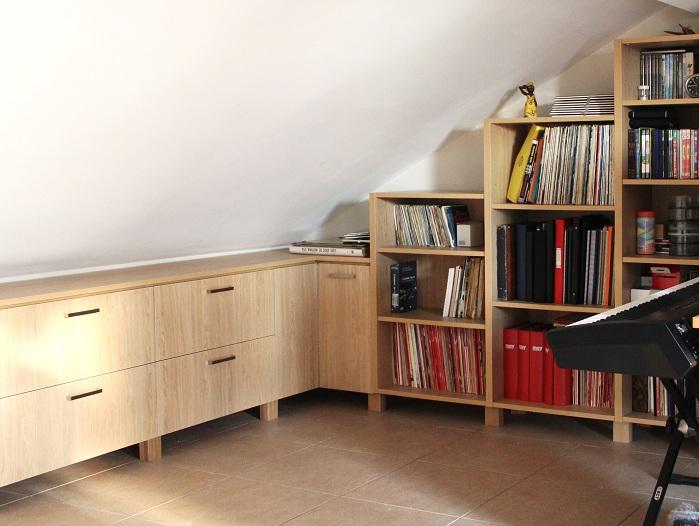 Nivel diez noviembre 2011 - Muebles para buhardillas ...