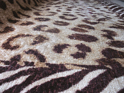 10' x 13'  Leopard Print Area Rug, Large Cheetah Area Rug, Soft And Durable Area Rugs