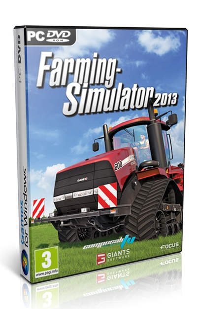 Farming Simulator 2013 PC Full