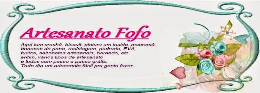 Artesanato Fofo